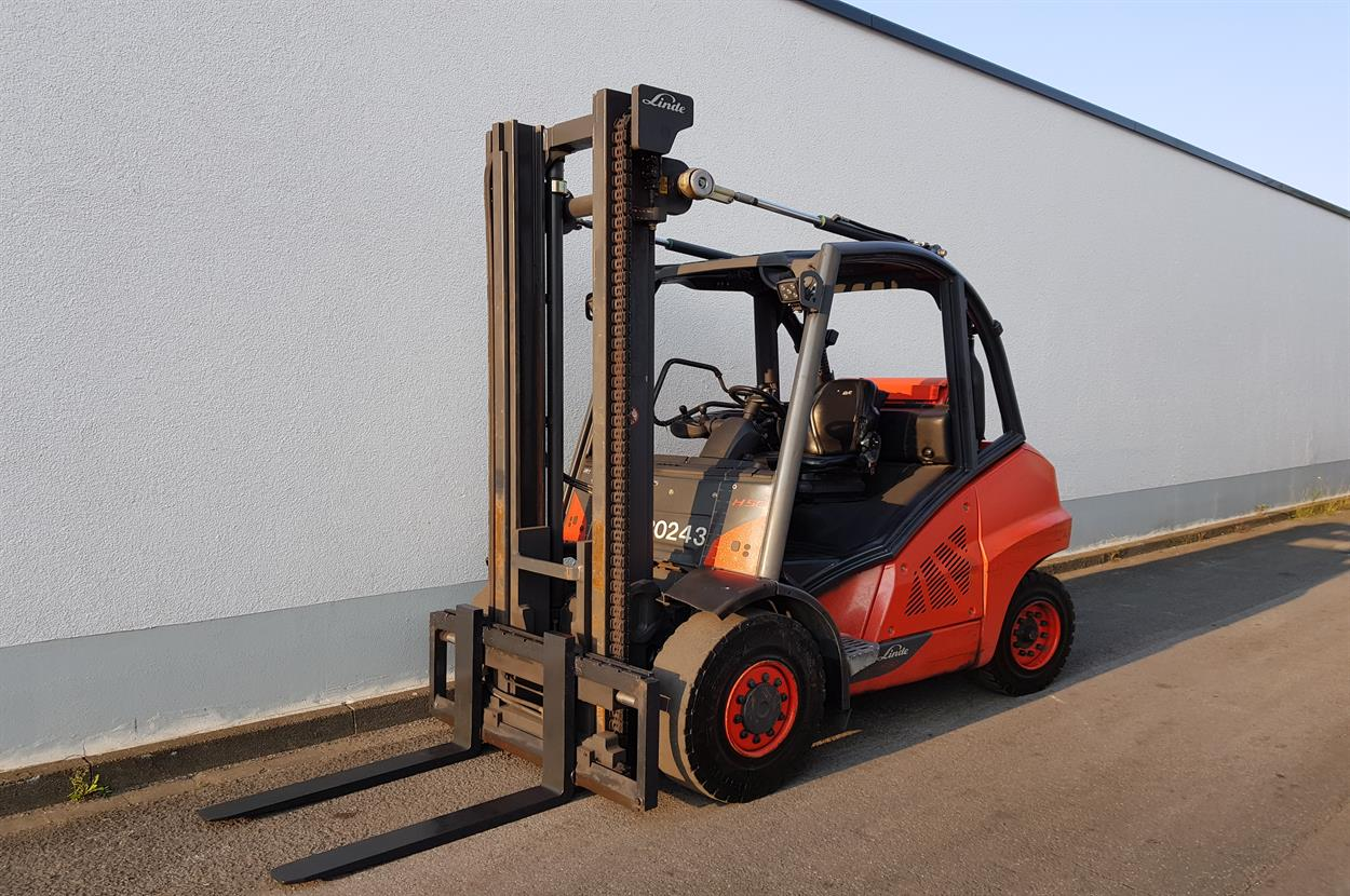 Linde H50T-01/600
