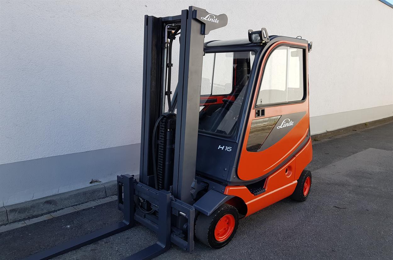 Linde H16T-350