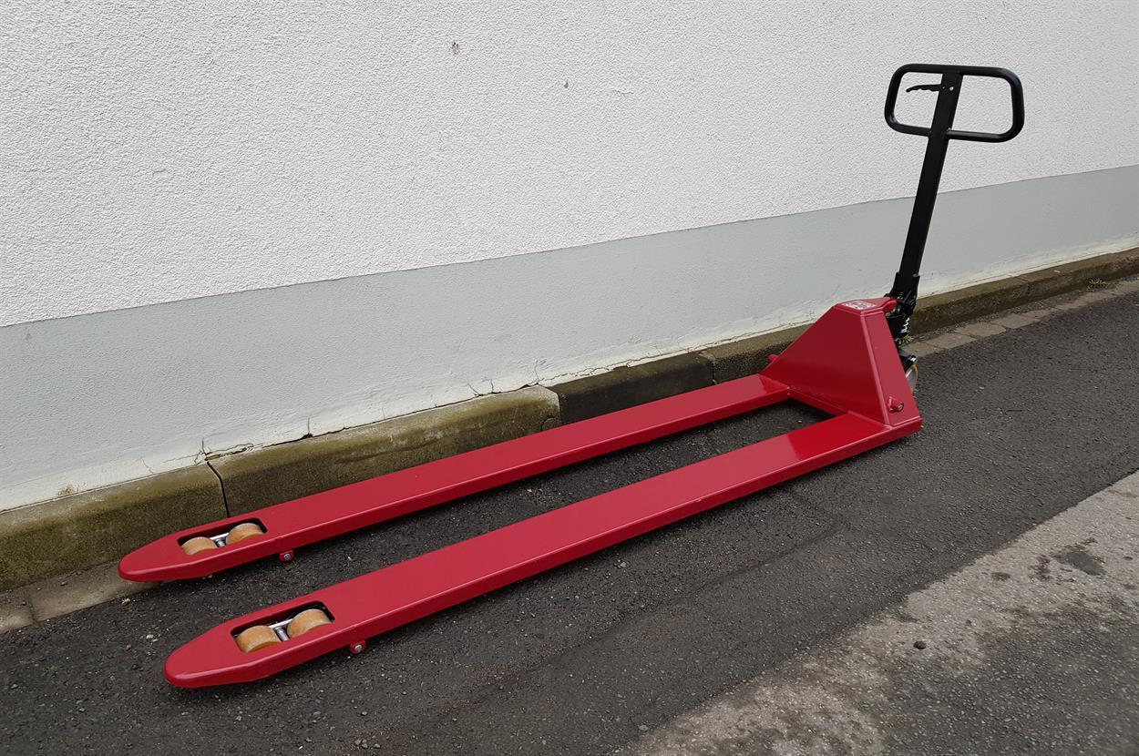 Pramac GS 25 2000mm 2000mm Zinken